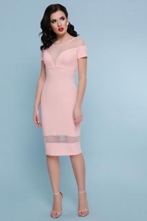 платье Владана 2 к/р. Цвет: персик