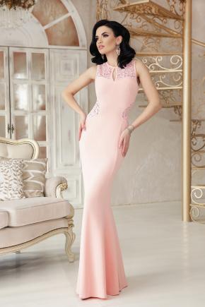 платье Азалия б/р. Цвет: персик