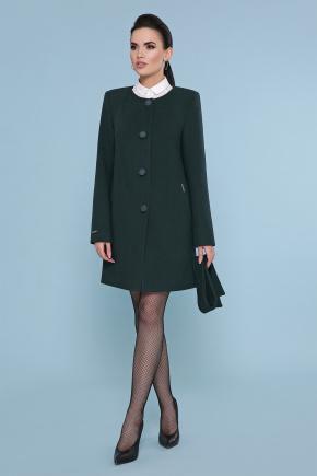 пальто П-337-К. Цвет: 7214-зеленый