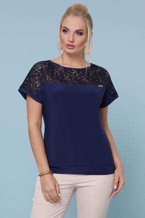 блуза Астрид-Б б/р. Цвет: синий