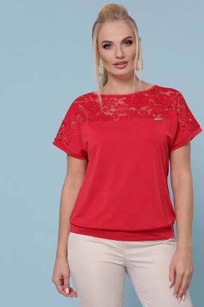 блуза Астрид-Б б/р. Цвет: красный