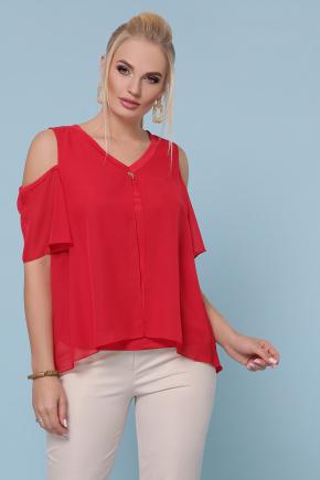 блуза Анаит-Б к/р. Цвет: красный