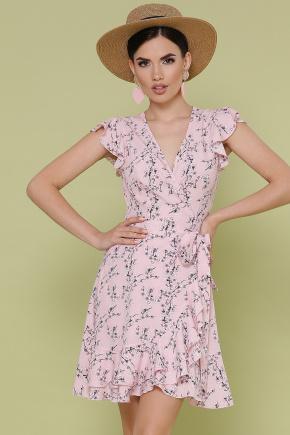 платье София б/р. Цвет: розовый-сакура