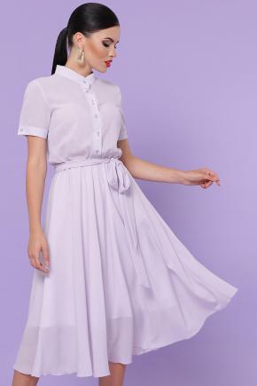 платье Изольда-2 к/р. Цвет: лавандовый