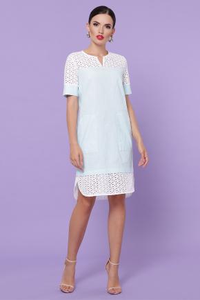 платье Сати-2 к/р. Цвет: мята