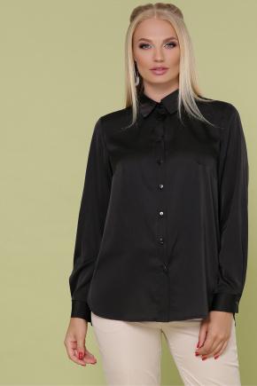 блуза Таира-Б д/р. Цвет: черный