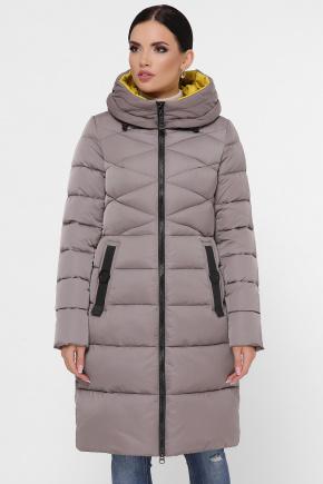 Куртка 18120. Цвет: капучино