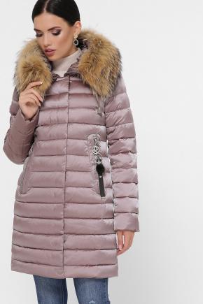 Куртка 18-138. Цвет: 12-серо-розовый