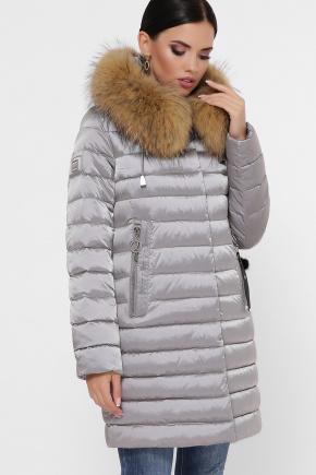 Куртка 18-138. Цвет: 14-св.серый