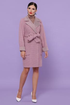 Пальто П-347-М-90. Цвет: 8-А-розовый