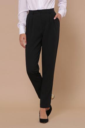 Бакси брюки. Цвет: черный