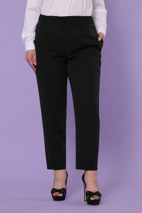 Бриджит-Б брюки. Цвет: черный