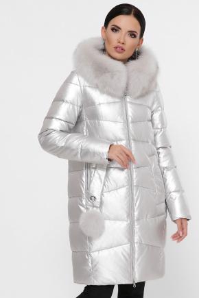 Куртка М-18-138. Цвет: 22-серебро
