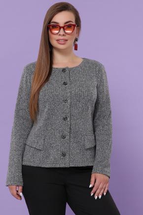 Жакет Кьяра-Б. Цвет: серый