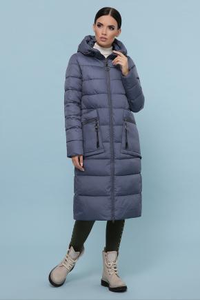 Куртка 6079. Цвет: серый