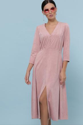 платье Ариадна д/р. Цвет: пудра