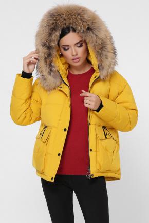 Куртка 1992. Цвет: 40-желтый