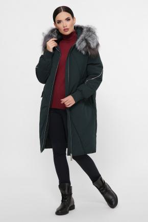 Куртка М-70. Цвет: 13-изумруд