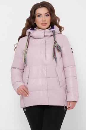 Куртка 8132. Цвет: 14-пудра