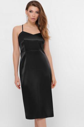 платье Фрея б/р. Цвет: черный