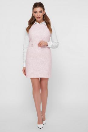 платье Элиана б/р. Цвет: персик