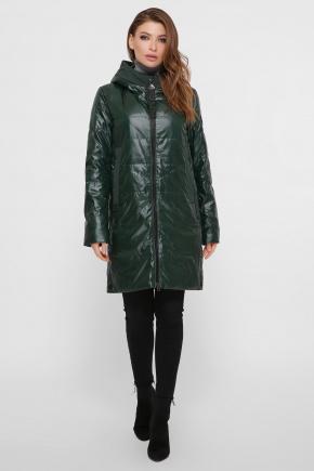 Куртка 246. Цвет: 03-т.зелёный