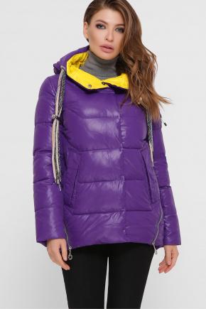 Куртка 8132. Цвет: 38-фиолет