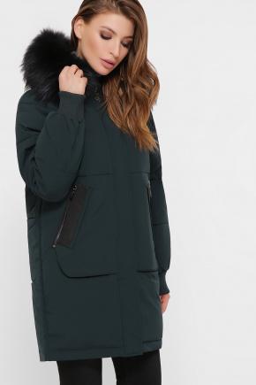 Куртка М-78. Цвет: 13-изумруд