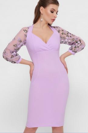 платье Флоренция В д/р. Цвет: лавандовый 1
