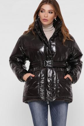 Куртка D-Дутик. Цвет: черный