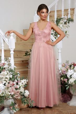 платье Вайнона б/р. Цвет: лиловый