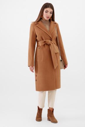 Пальто ПМ-104. Цвет: 6-горчица