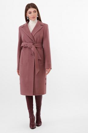 Пальто ПМ-104. Цвет: 12-слива