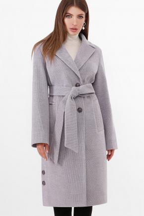 Пальто ПМ-104-d. Цвет: 306-серый