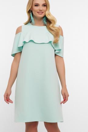 платье Ольбия-Б б/р. Цвет: мята
