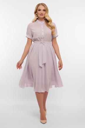 платье Изольда-2Б к/р. Цвет: лавандовый