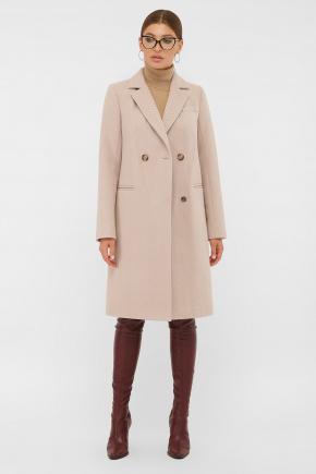 Пальто П-394-95. Цвет: 2708-пудра