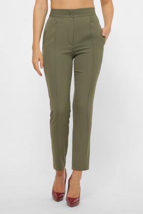 брюки Бенжи 1. Цвет: хаки