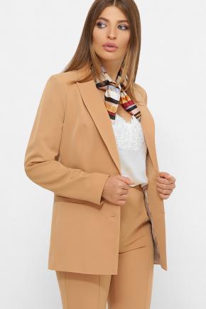 пиджак Патрик 2. Цвет: песочный