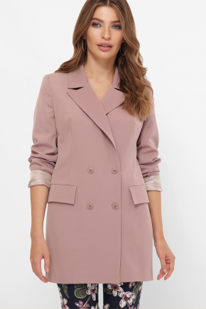пиджак Питер. Цвет: лиловый