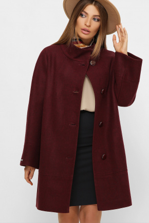 Пальто MS-251. Цвет: 221-слива