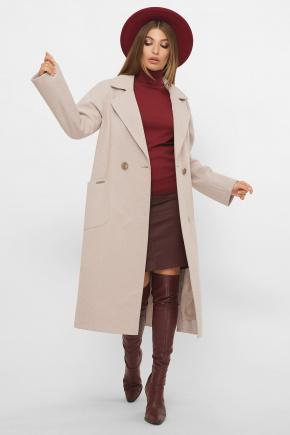 Пальто MS-265. Цвет: 275-пудра