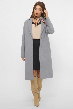 Пальто MS-267. Цвет: 284-голубой