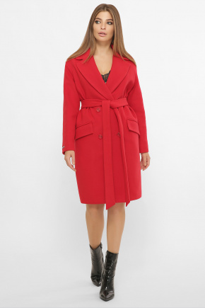 Пальто MS-269. Цвет: 1-красный