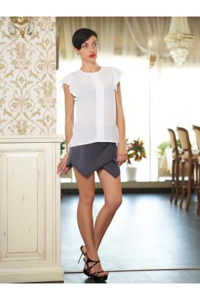 блуза Селена б/р. Цвет: белый