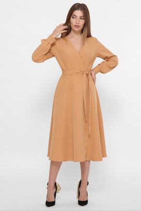 платье Дарена д/р. Цвет: песочный