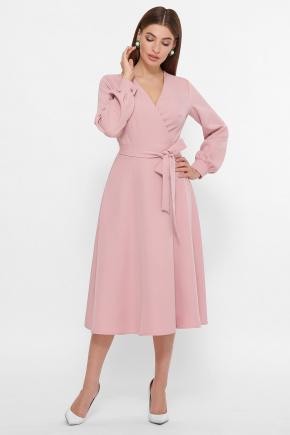 платье Дарена д/р. Цвет: лиловый