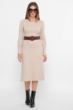 платье Жизель д/р. Цвет: св. бежевый