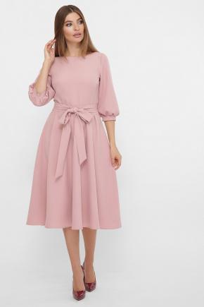 платье Рабия 3/4. Цвет: пудра