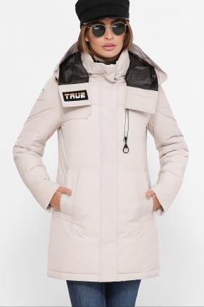 Куртка М-2082. Цвет: 09-св.бежевый